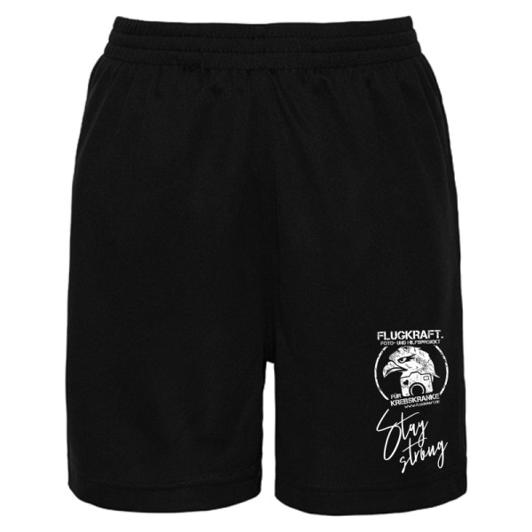 Kinder Sport Shorts - Stay Strong