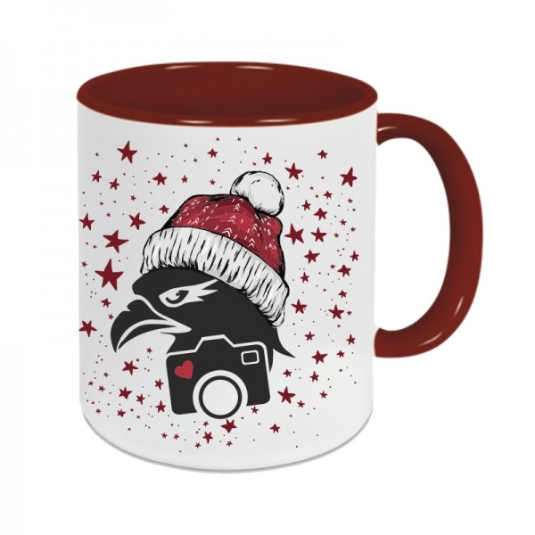 Flugkraft Tasse - Weihnachten