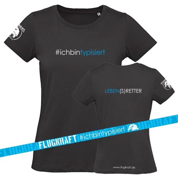 Damen T-Shirt - #ichbintypisiert BUNDLE